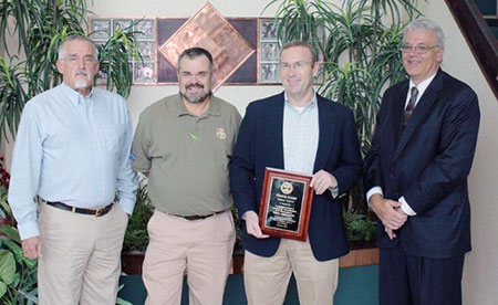 Perdue Receieves Award Of Excellence For Workplace Safety