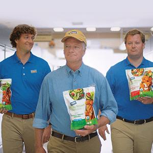 New Advertising Helps Promote Organic Chicken & Convenience
